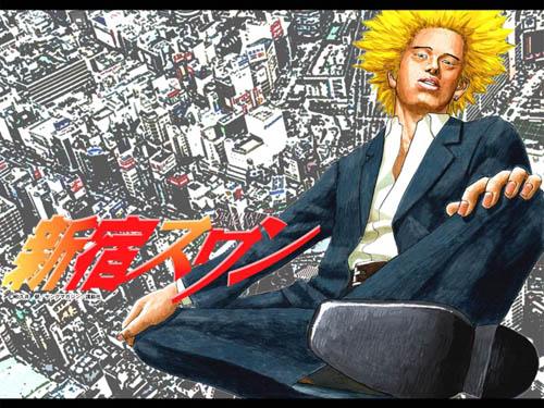 新宿 スワン 漫画 zip